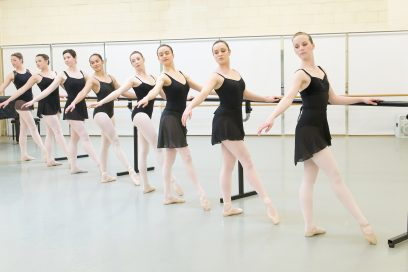 Drop In Adult Ballet Classes Throughout July