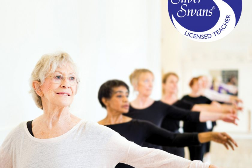NEW Silver Swans Adult Ballet Class commencing August 2018