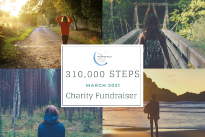 The McPherson Dance Studio – March 310,000 Steps Charity Fundraiser